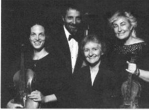 A photo of the Bartholdy Ensemble