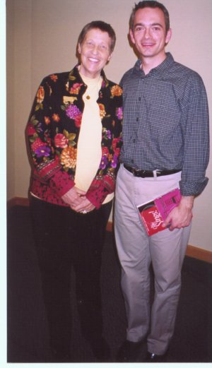 A photo of Jeffrey Swaim and Gwyneth Walker