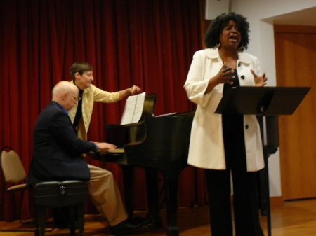 A photo of New Canaan Library Concert