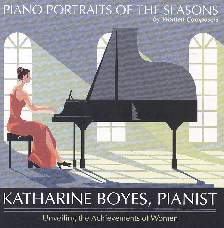 Piano Portraits of the Seasons
