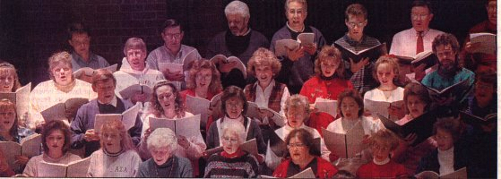 A photo of St. Joseph Community Chorusr