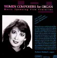 Women Composers for Organ