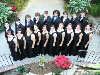 A photo of the West Ottawa Vocalaires